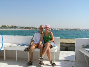 Svatební cesta Egypt
