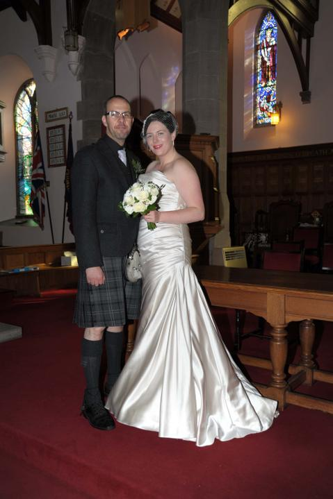 Kelly Wilson{{_AND_}}Aaron Wilson - The new Mr & Mrs ! x