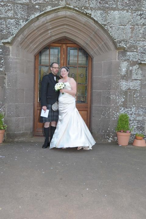Kelly Wilson{{_AND_}}Aaron Wilson - Just Married x