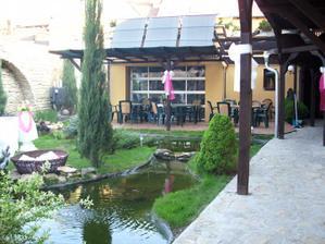 Zahrada Hotelu