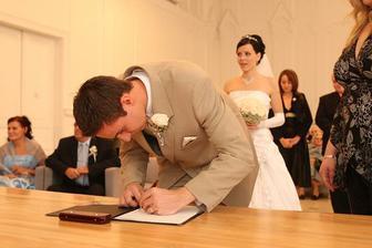 podpísané