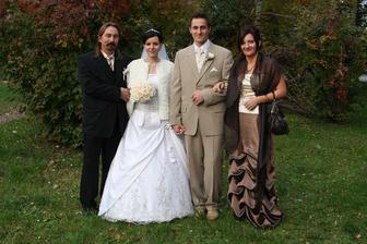 s rodičmi môjho mužíčka :)