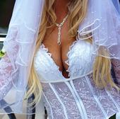 Svatební šaty 36-42 , 38