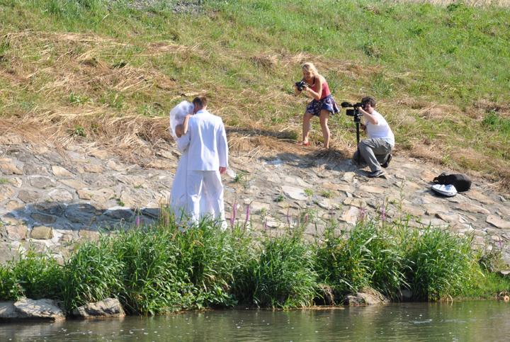 Fotky z natáčení - Obrázek č. 24
