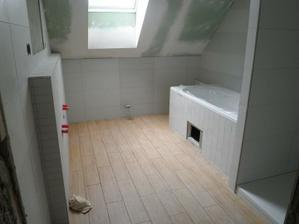 Koupelna zvaná horní