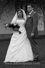 novomanželé Hajšmanovi