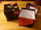 Kartónová darčeková krabička,
