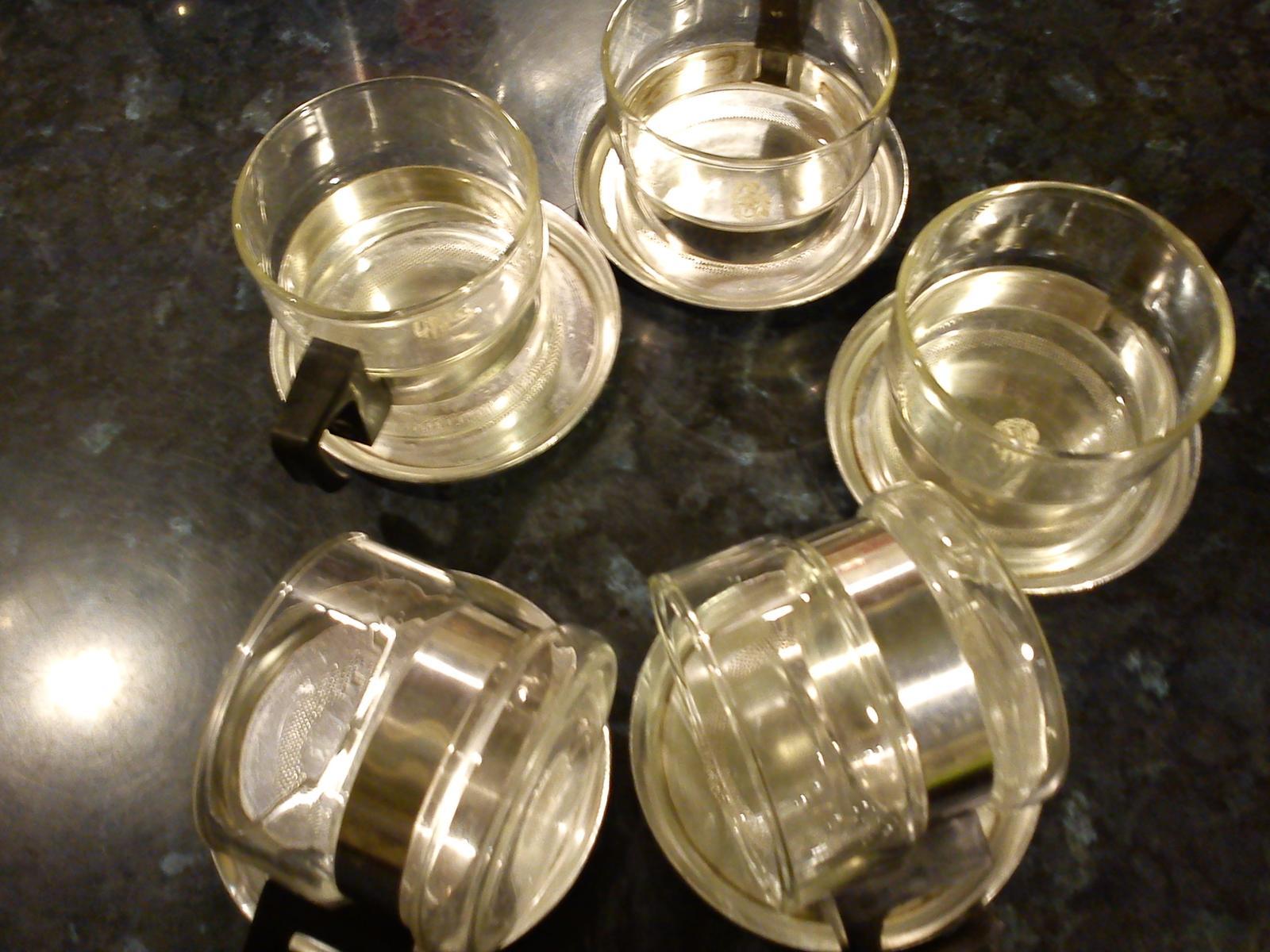 Sklenené poháre - Obrázok č. 1