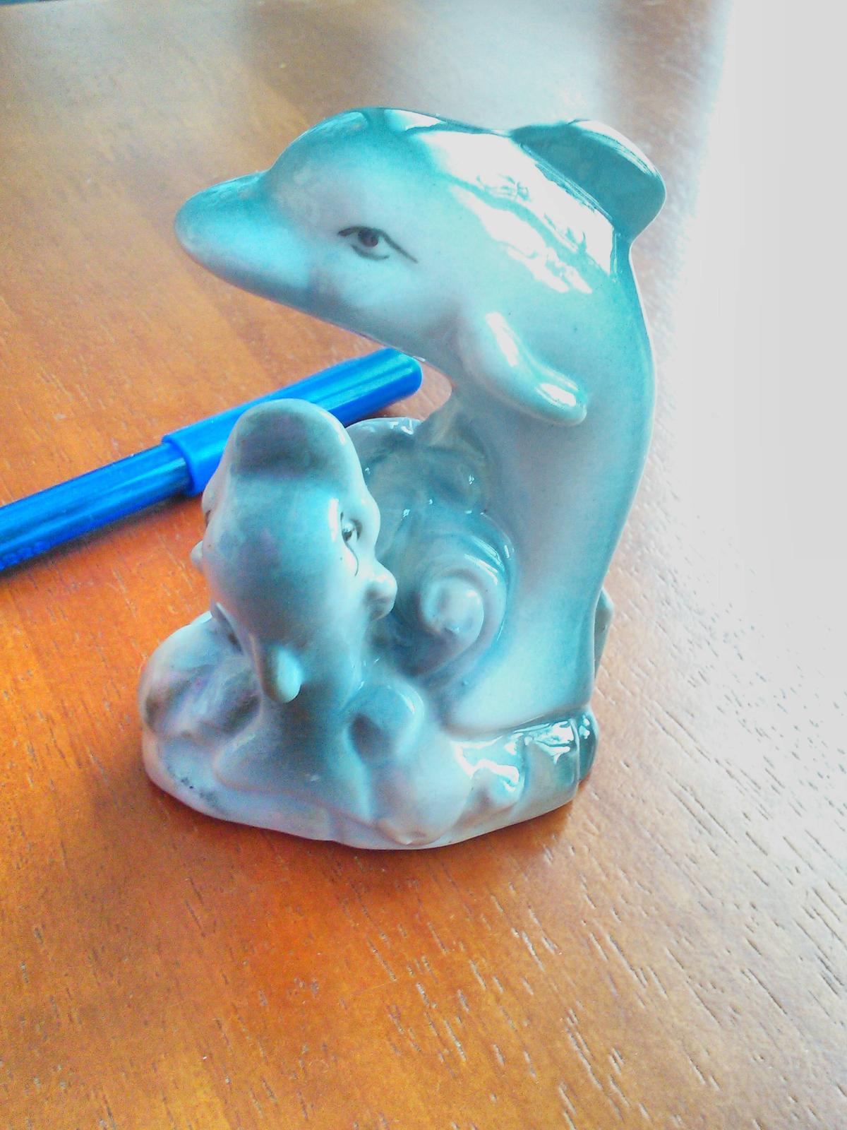 Soška delfínov - Obrázok č. 1