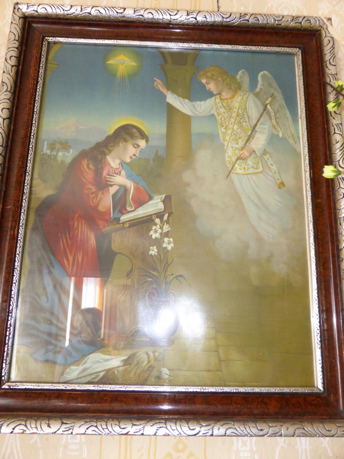 Svätý obraz - Obrázok č. 1