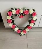 kvetovane srdce,