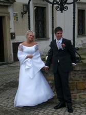 s manželem