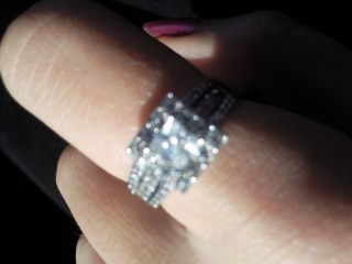 Co uz mame a co este chceme:) - moj snubny prsten