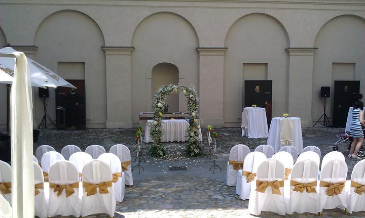 vecirek - Rožmberský palác - Pražský hrad