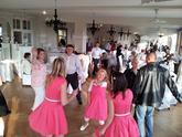 Česko-anglická svatba - Zámek Mělník