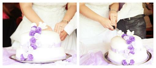 moc krásnej dortík sme měli..a přitom je od pani,co je peče doma..