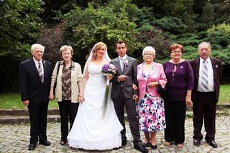s babičkami a dědečkama :o)