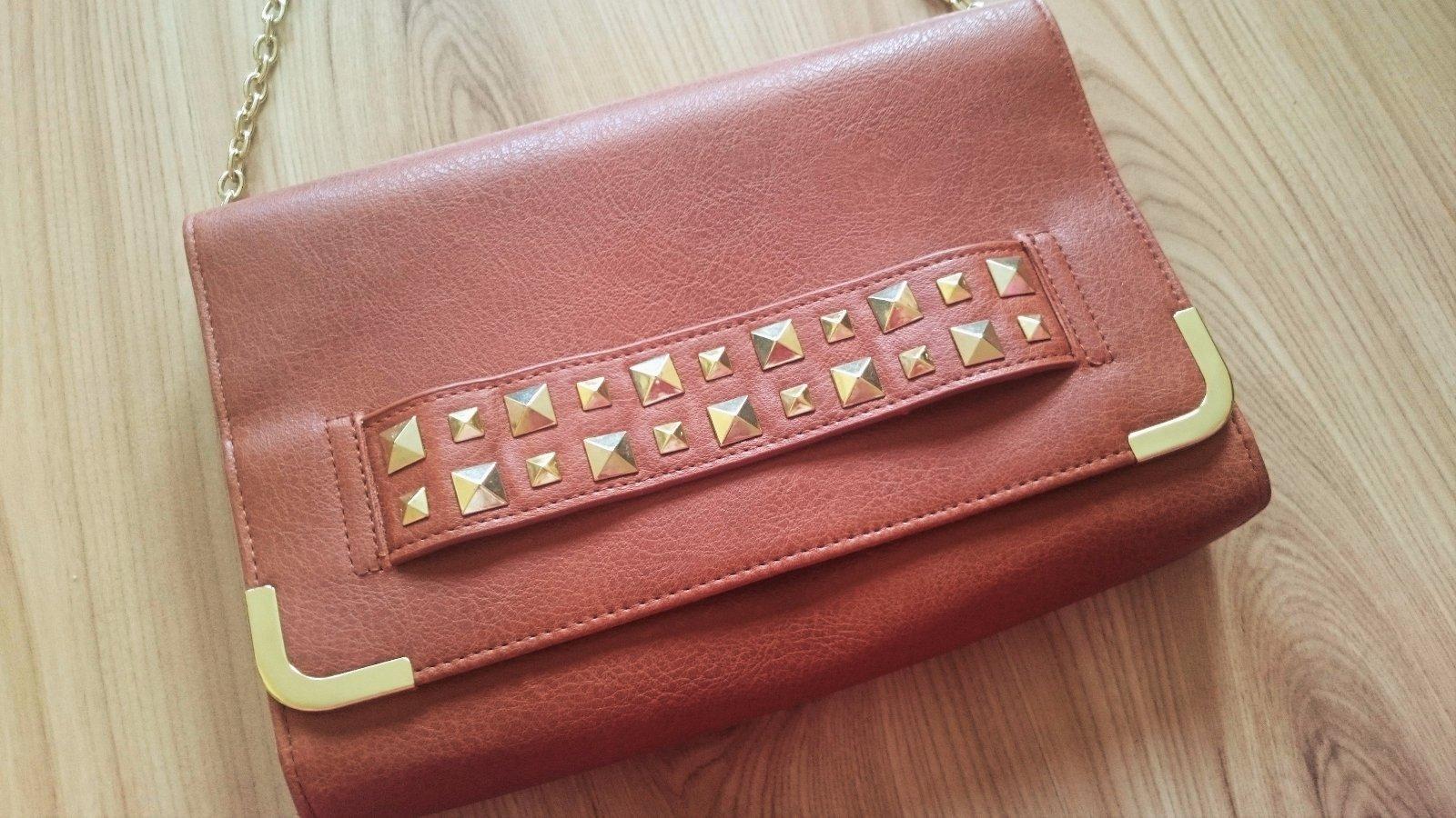 listová kabelka - 2 spôsoby nosenia - Obrázok č. 2