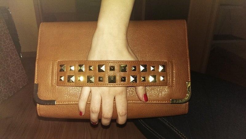 listová kabelka - 2 spôsoby nosenia - Obrázok č. 4