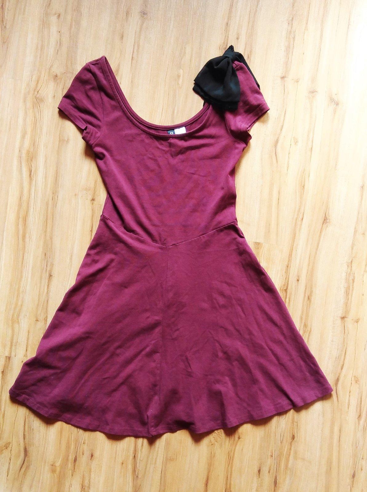 šaty s mašličkou, zn.H&M - Obrázok č. 3