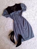 šaty s krajkou, M