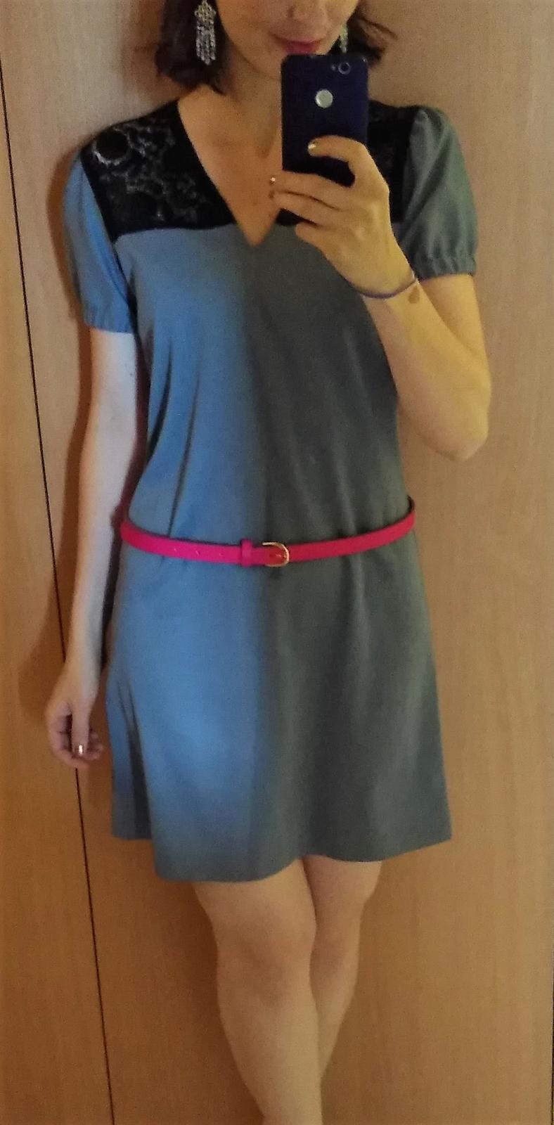 šaty s krajkou - Obrázok č. 4