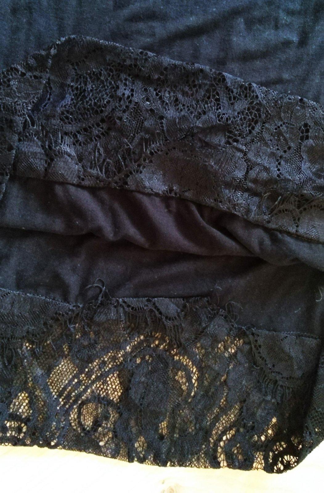 šaty s čipkou - Obrázok č. 2