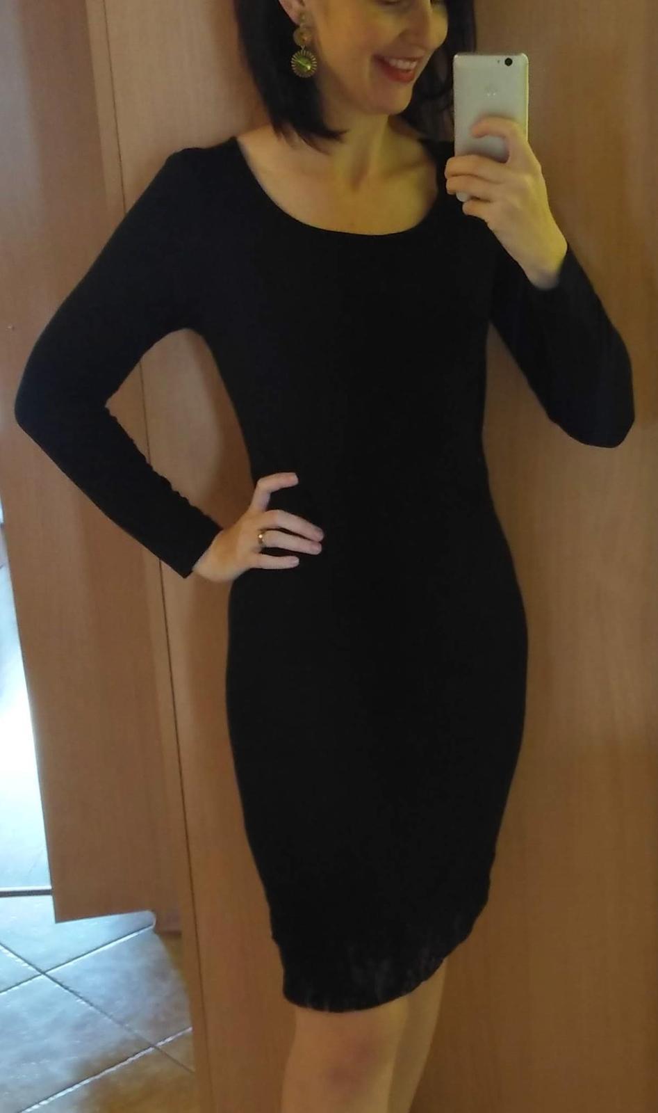 šaty s čipkou - Obrázok č. 3