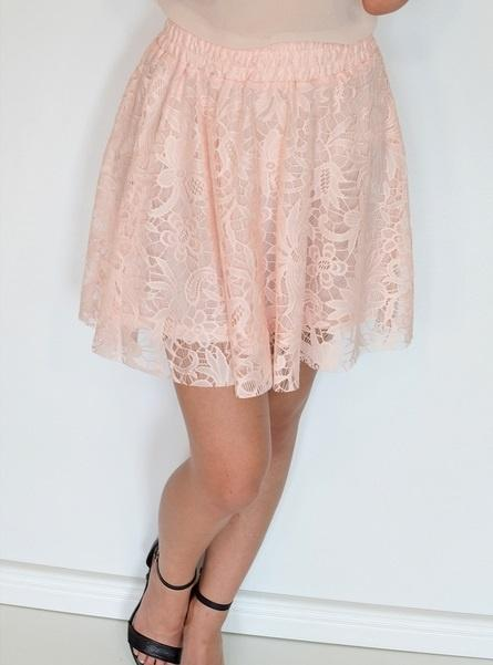 čipkovaná sukňa - Obrázok č. 2