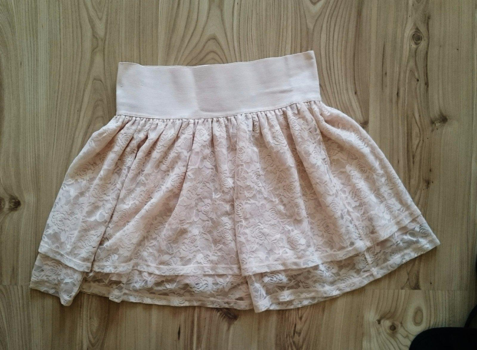 čipkovaná sukňa - Obrázok č. 3