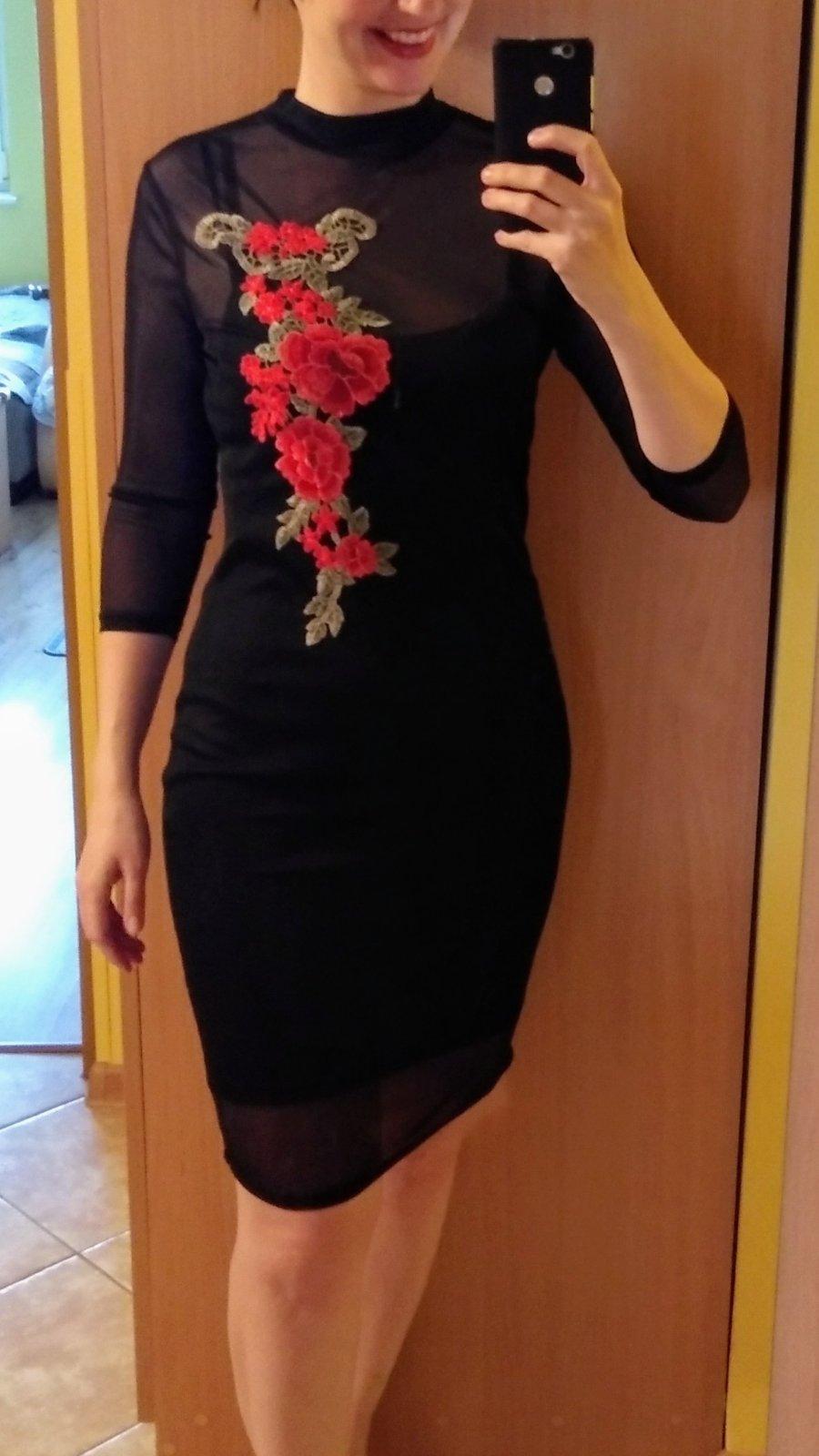 šaty s výšivkou - Obrázok č. 3