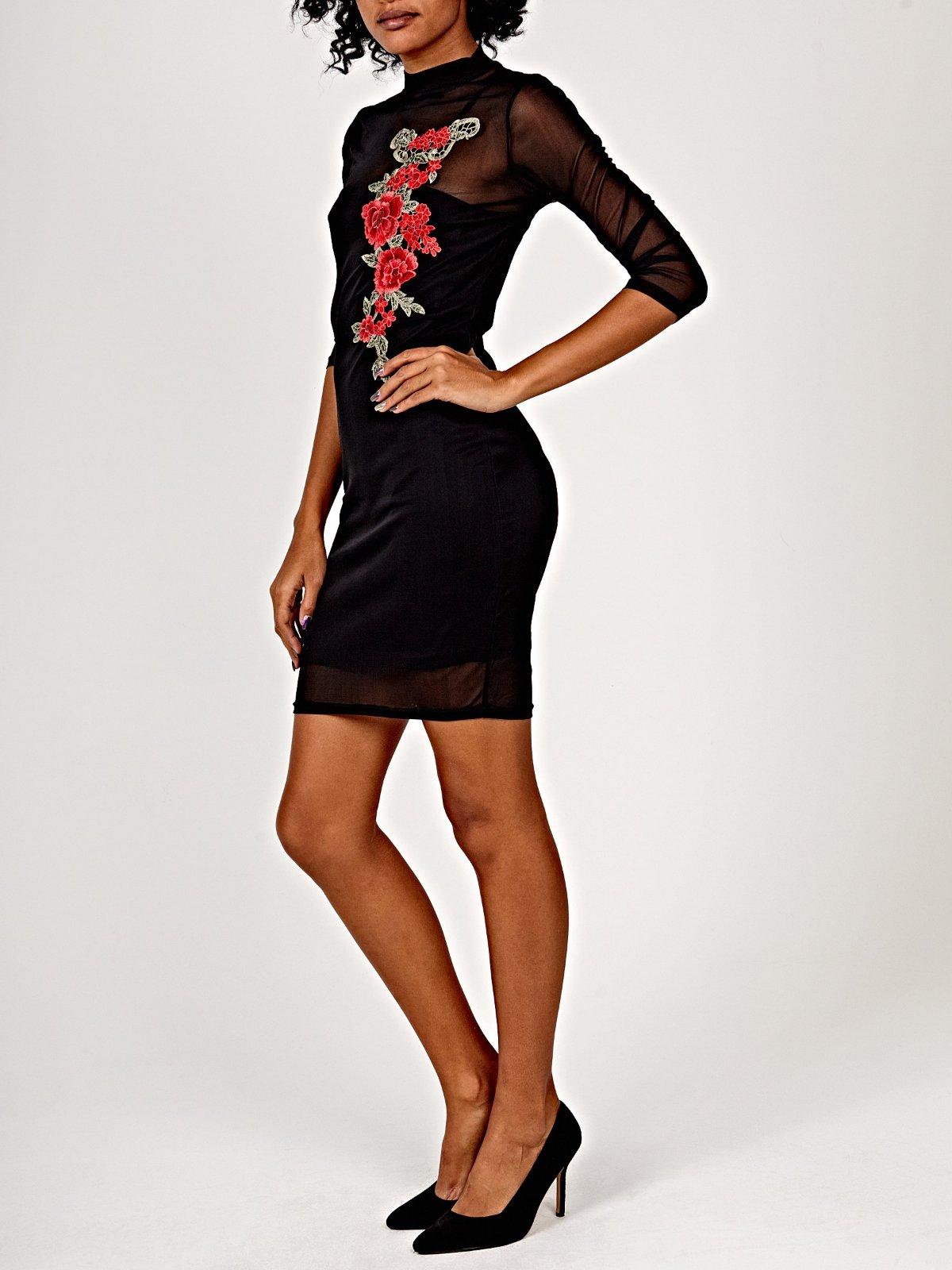 šaty s výšivkou - Obrázok č. 4