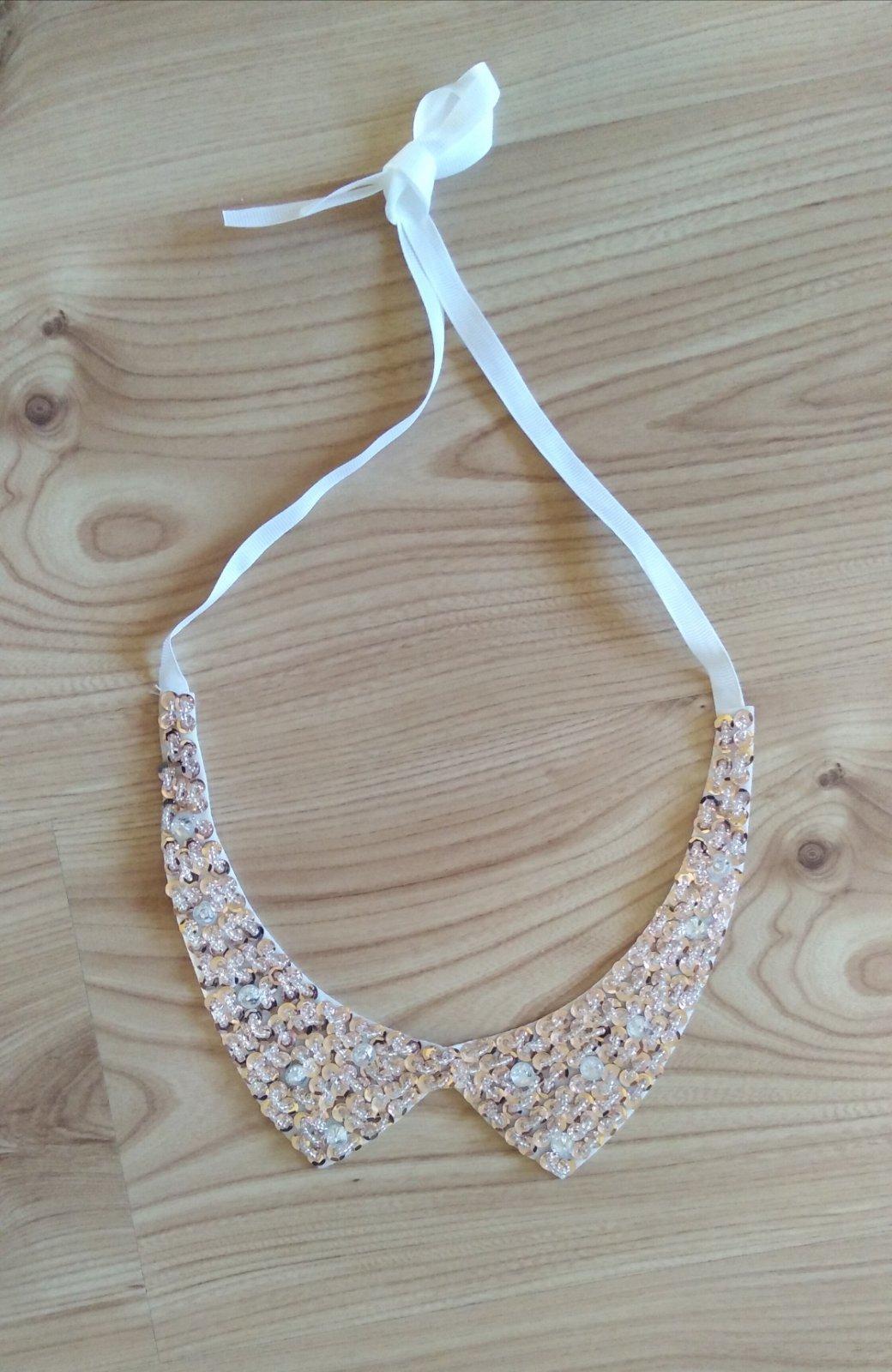 perlový náhrdelník na viazanie - Obrázok č. 3