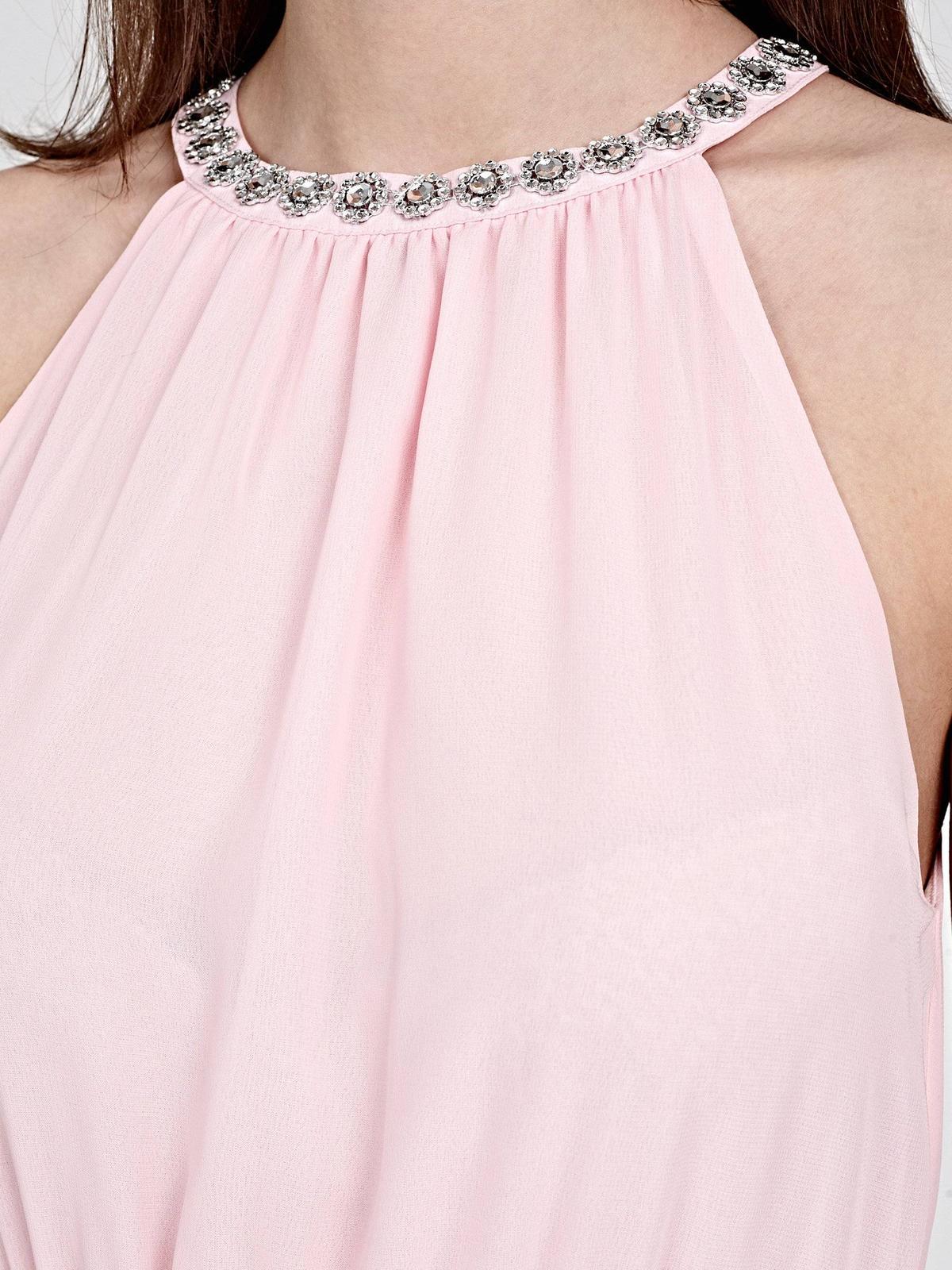 šifónové šaty s kamienkami - Obrázok č. 4