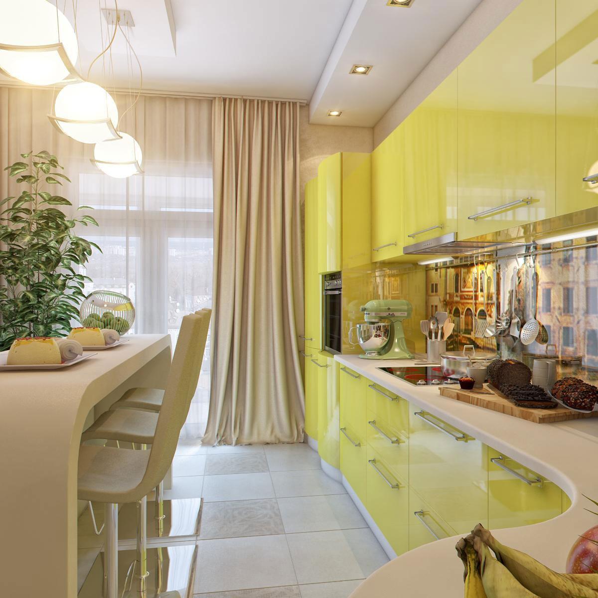 Kuchyne, kuchynky- menšie , vačšie vhodné  do bytu , do domu - Obrázok č. 1