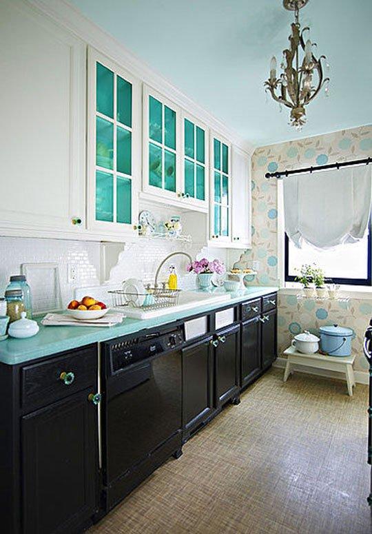Kuchyne, kuchynky- menšie , vačšie vhodné  do bytu , do domu - Obrázok č. 5