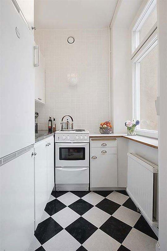 Kuchyne, kuchynky- menšie , vačšie vhodné  do bytu , do domu - Obrázok č. 6