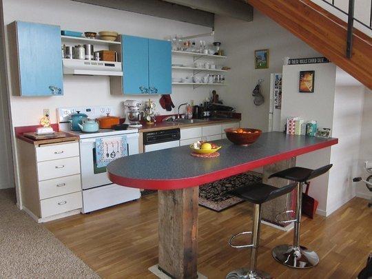 Kuchyne, kuchynky- menšie , vačšie vhodné  do bytu , do domu - Obrázok č. 7