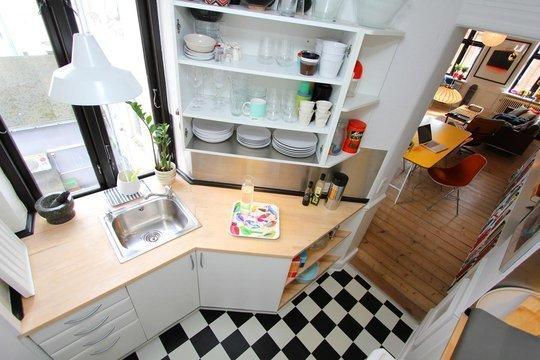 Kuchyne, kuchynky- menšie , vačšie vhodné  do bytu , do domu - Obrázok č. 9