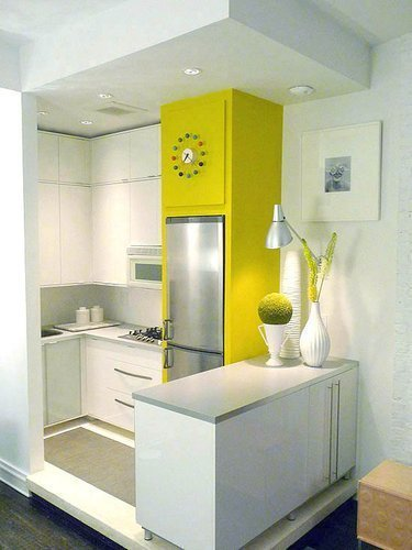 Kuchyne, kuchynky- menšie , vačšie vhodné  do bytu , do domu - Obrázok č. 12