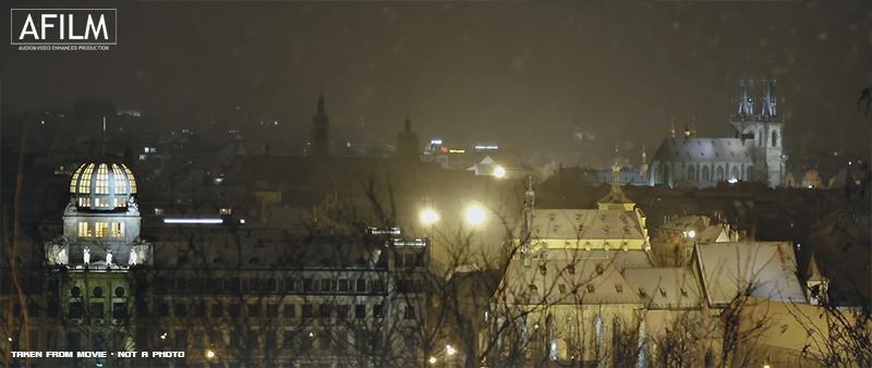 Zimní svatba v Praze - Obrázek č. 7