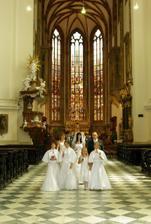 katedrála v celé své kráse