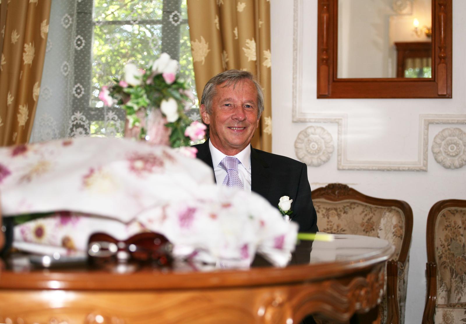 Dnes se oženil můj taťka :-) - Obrázek č. 2