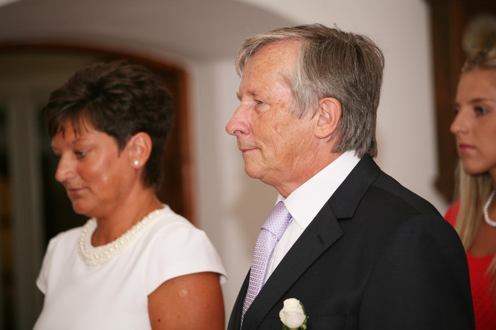 Dnes se oženil můj taťka :-) - Obrázek č. 4