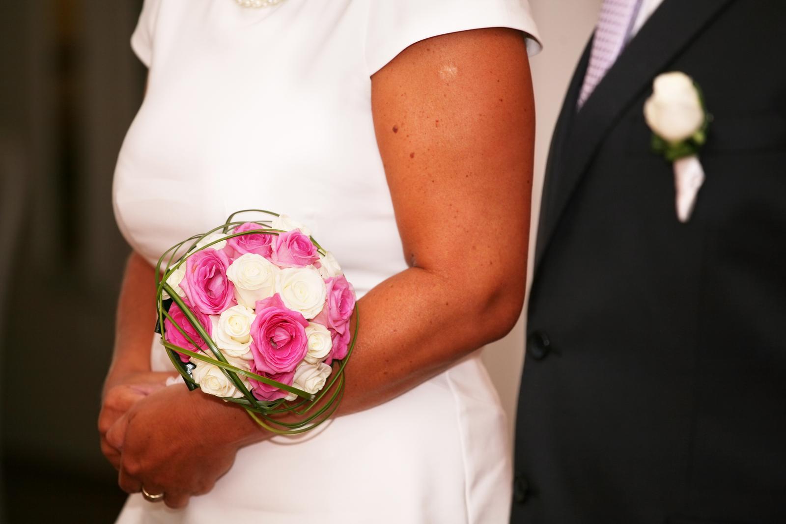 Dnes se oženil můj taťka :-) - Obrázek č. 5
