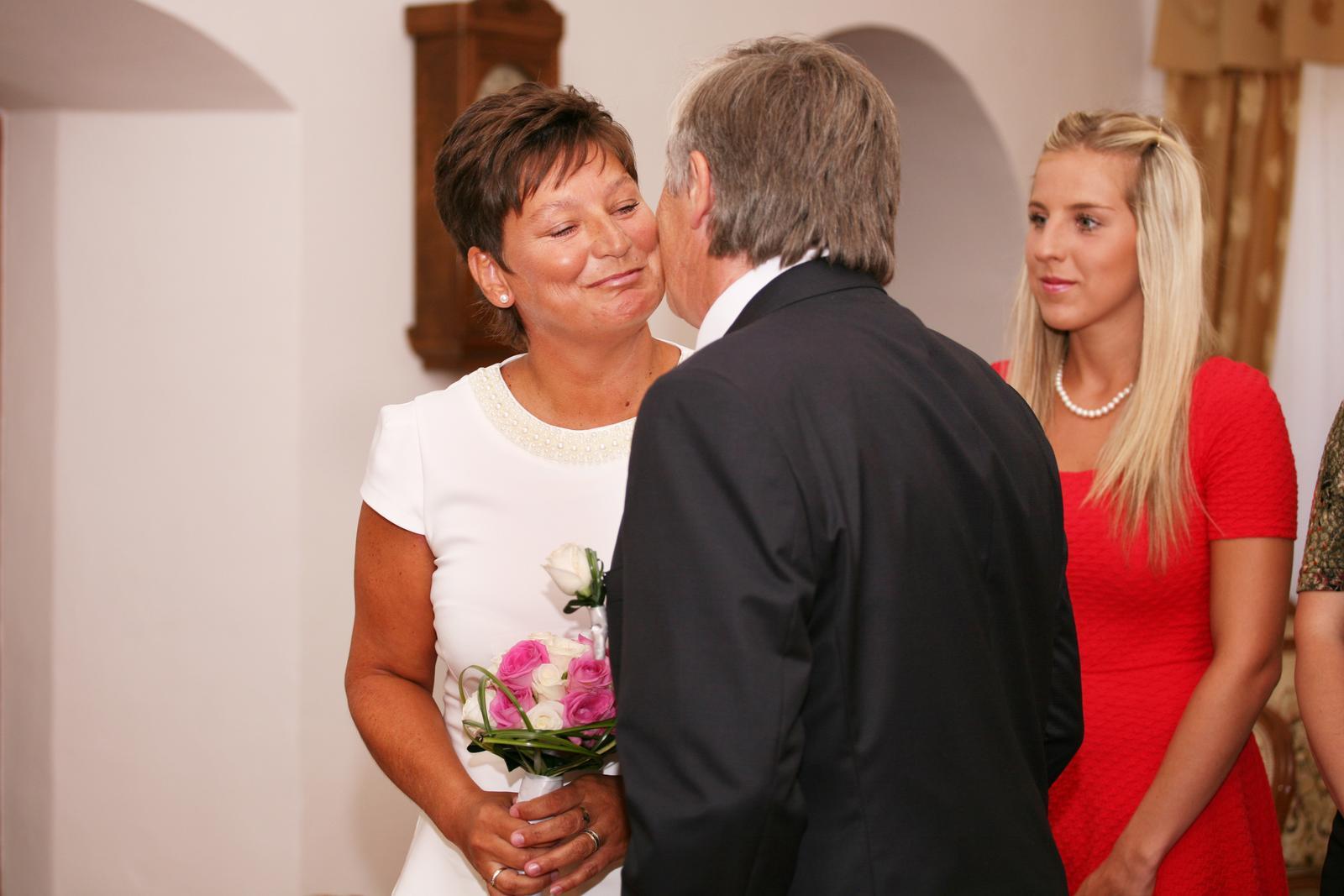 Dnes se oženil můj taťka :-) - Obrázek č. 8
