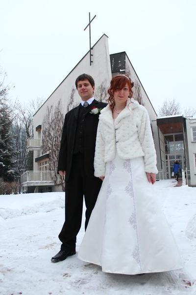Já jsem zimní svatbu... - Obrázek č. 1