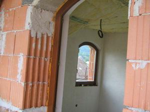 z balkńa do spálne ...vid aj spálňové okno
