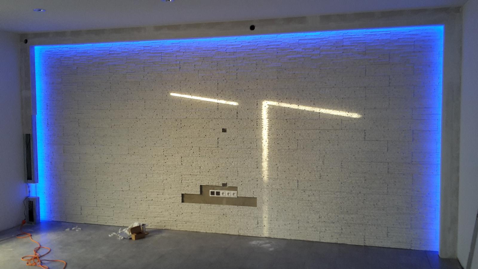 Led osvetlenie exteriér-interiér - Obrázok č. 3