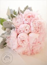 Ružové pivonky